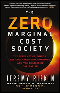 The Zero Marginal Cost Society-Best Books Recommendations