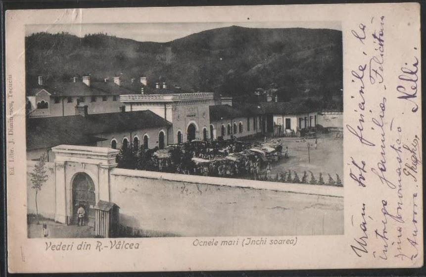 Penitenciarul din Ocnele Mari