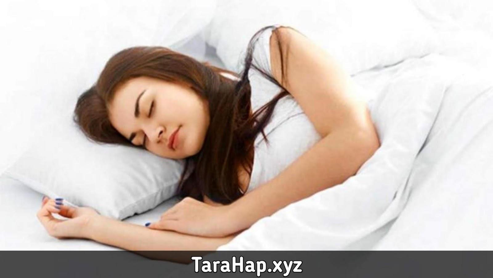 Bagaimana Posisi Tidur Orang Gastrik