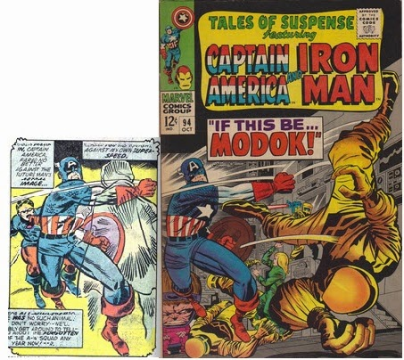 Tales of Suspense 94-Captain America-Modok