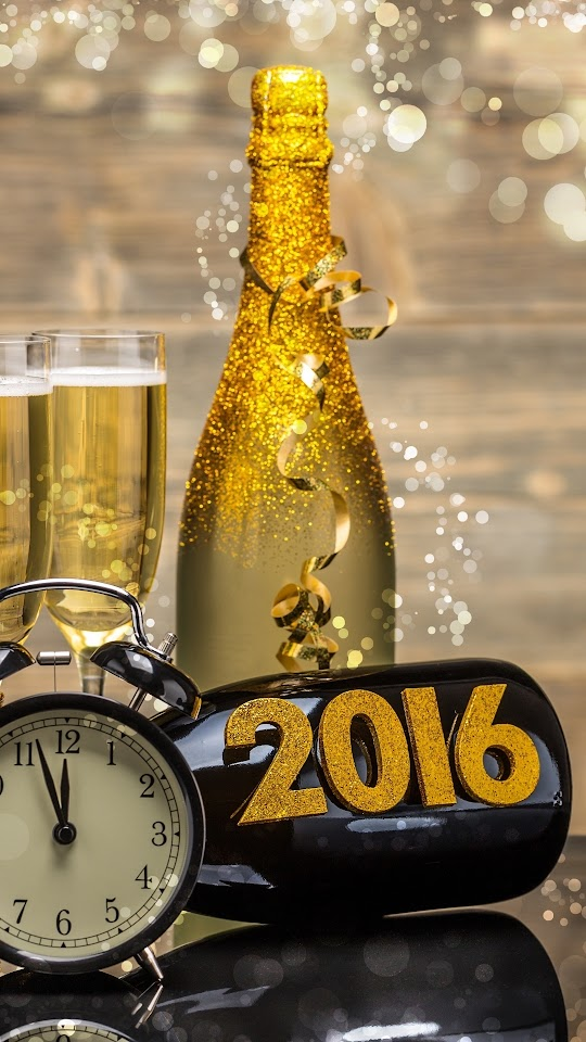 Golden Champagne 2016 Galaxy Note HD Wallpaper