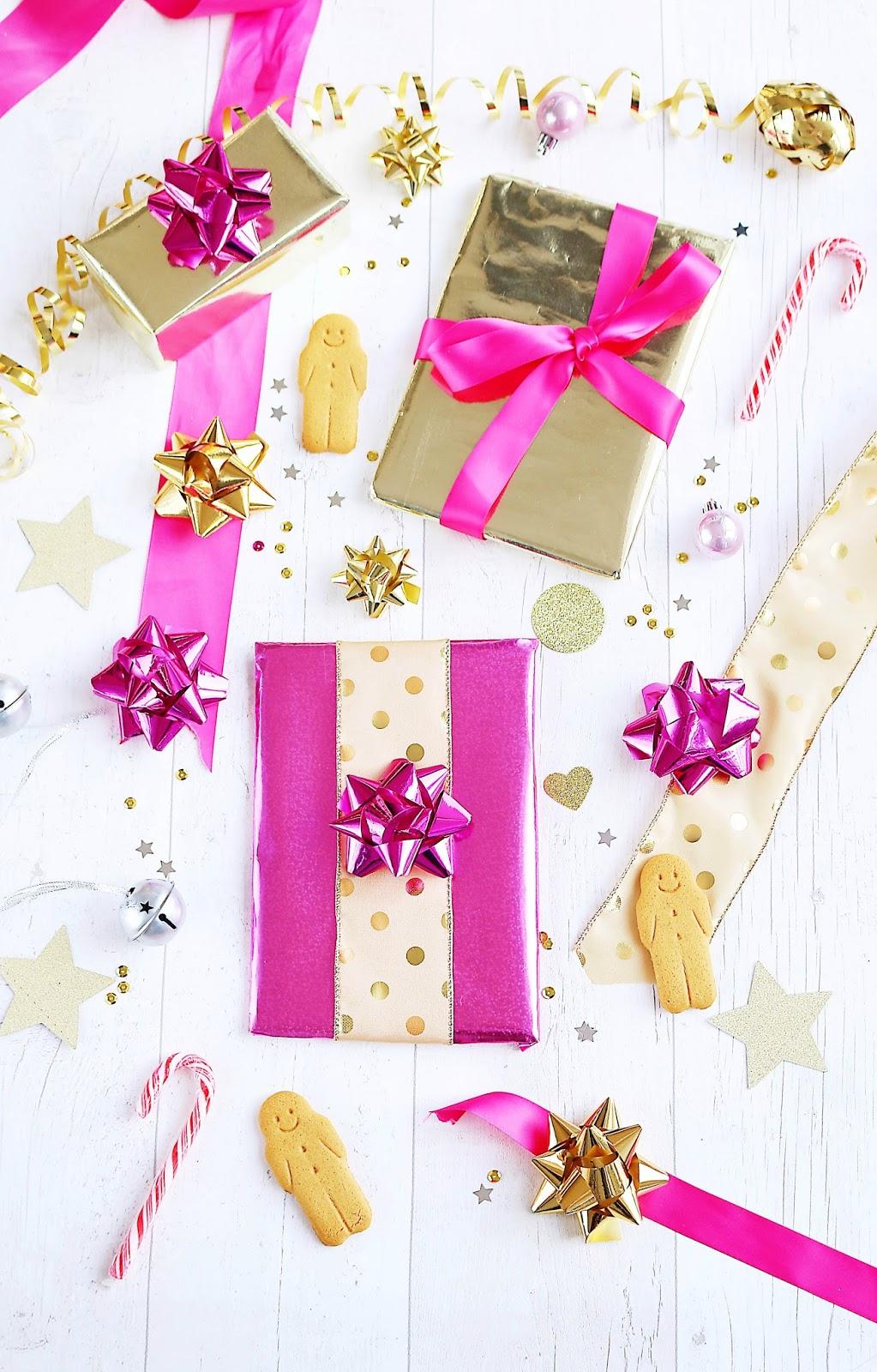 Christmas, Blogmas, Presents, Lifestyle, Wrapping Ideas, Pinterest, Saving Money,  Pinterest wrapping ideas, Pinterest gift wrapping, Pinterest Present wrapping, present wrapping ideas on a budget