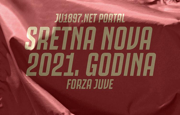 Sretna Nova 2021. godina!