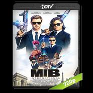 Hombres de negro: MIB Internacional (2019) HC HDRip 720p Audio Dual Latino-Ingles