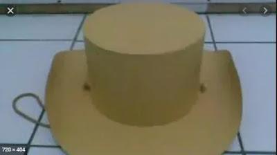 Kreasi Topi Hias Unik Untuk Anak TK