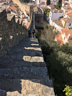 Blog 'lugares de memória- Matéria sobre Óbidos, Portugal - foto Sylvia Leite