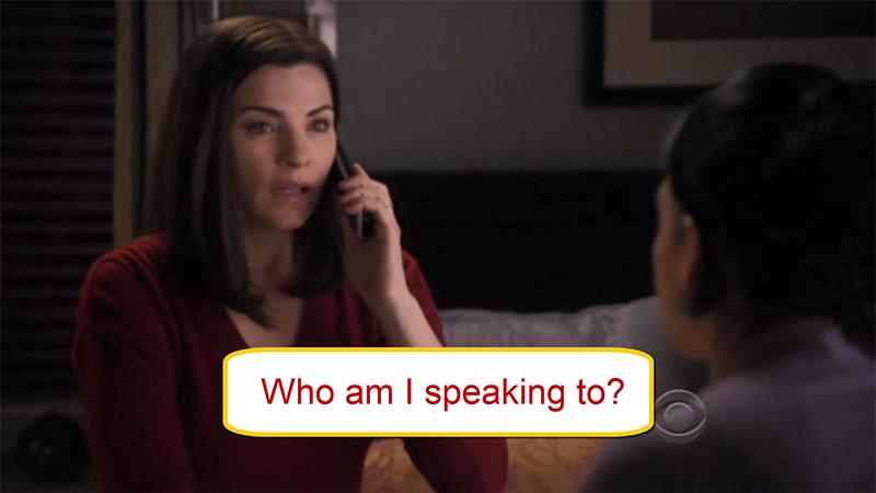 Bahasa Inggris Saya Berbicara Dengan Siapa