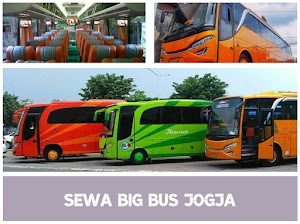 sewa medium bus seat 40 50 60 jogja