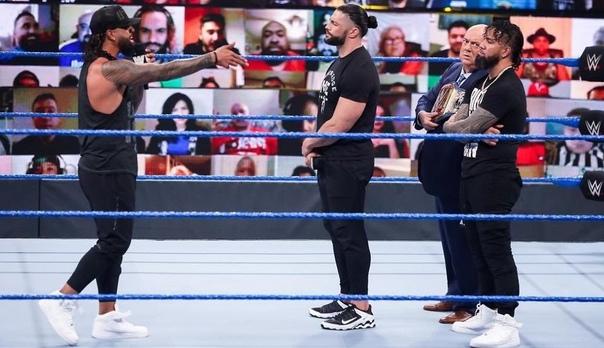 WWE хотят сделать братьев Усо командными чемпионами SmackDown