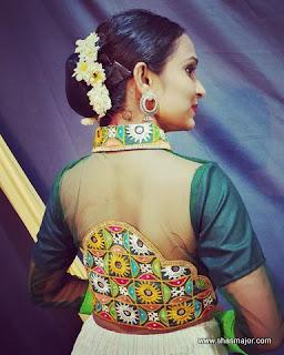 blouse work designs