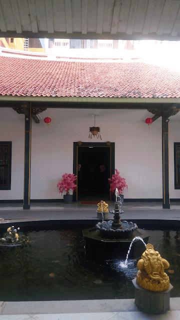 Situs Gedung Candra Naya Jakarta