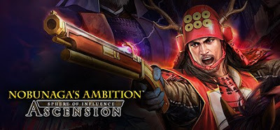 NOBUNAGAS AMBITION Sphere of Influence Ascension Free Download