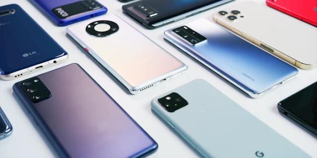 افضل 10 هواتف في العالم لسنة 2021 فئه متوسطه
