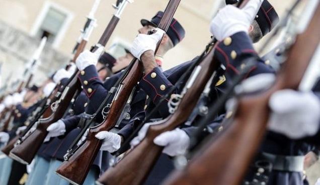 Προσλήψεις Επαγγελματιών Οπλιτών για τα έτη 2020 έως 2022 ανήγγειλε ο υπουργός Εθνικής Άμυνας, Νίκος Παναγιωτόπουλος.