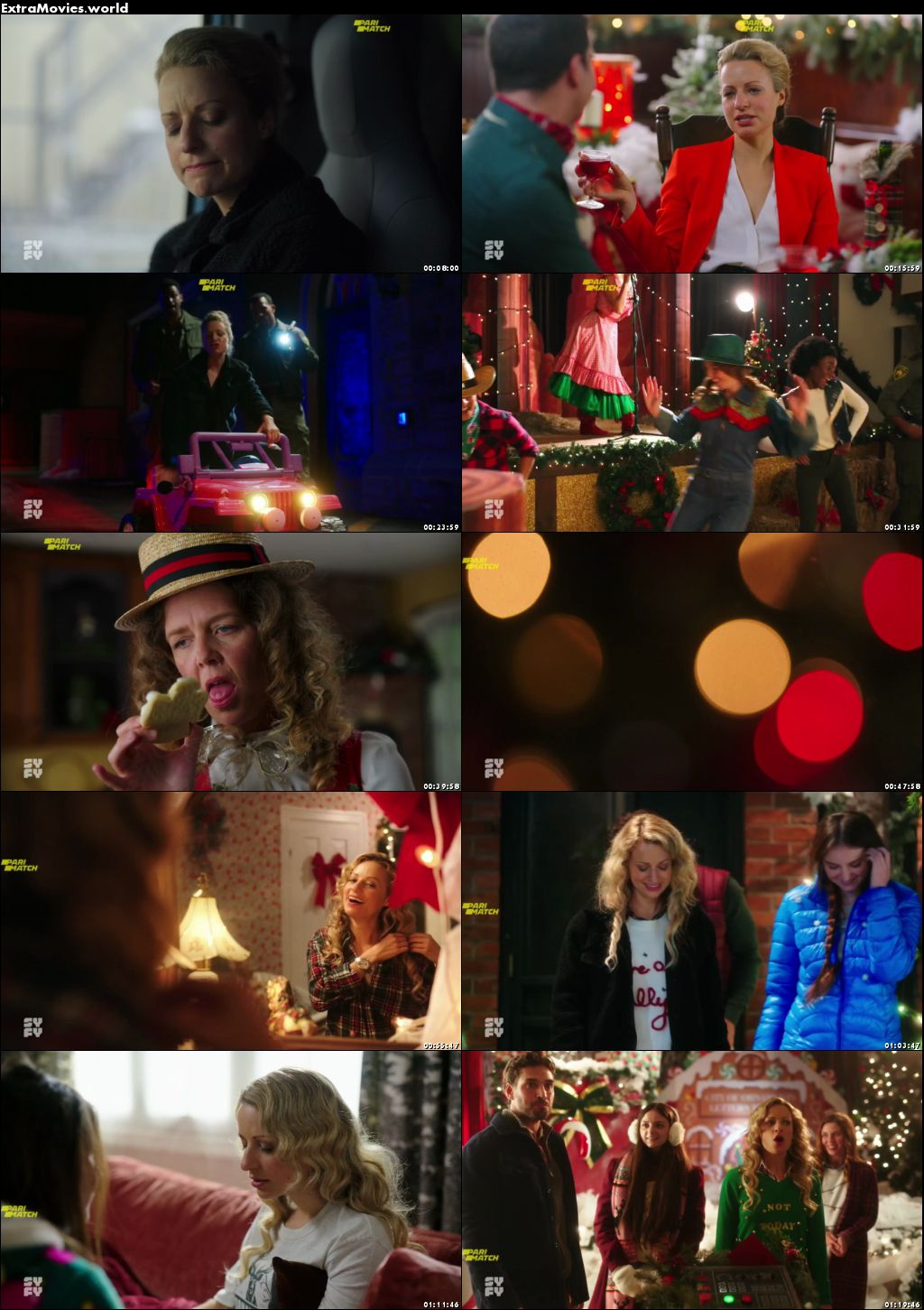 Letters to Satan Claus 2020 Dual Audio Hindi [Unofficial Dubbed] 720p HDRip