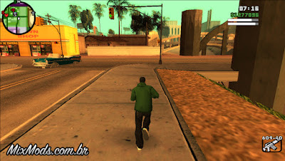gta sa mobile hud pc