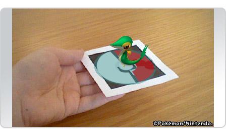 Pokédex 3D AR View