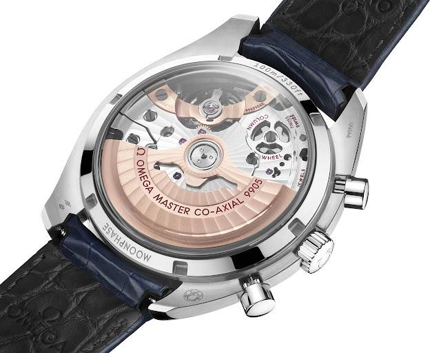 Omega Co-Axial Master Chronometer Calibre 9905