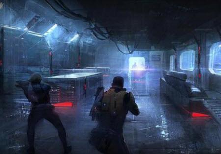 Imagen del juego Mass Effect (2007)