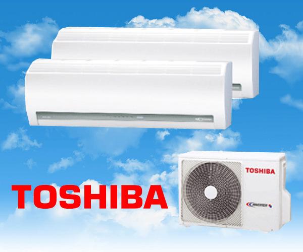 Điều hoà Tosiba 2 chiều 18000BTU Model : 18SKHP