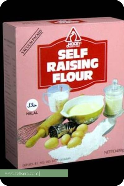 self raising flour merk haan