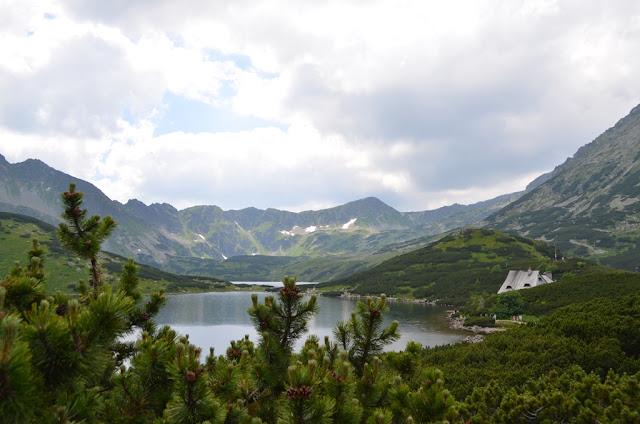 Tatrzańskie podboje- Dolina Pięciu Stawów
