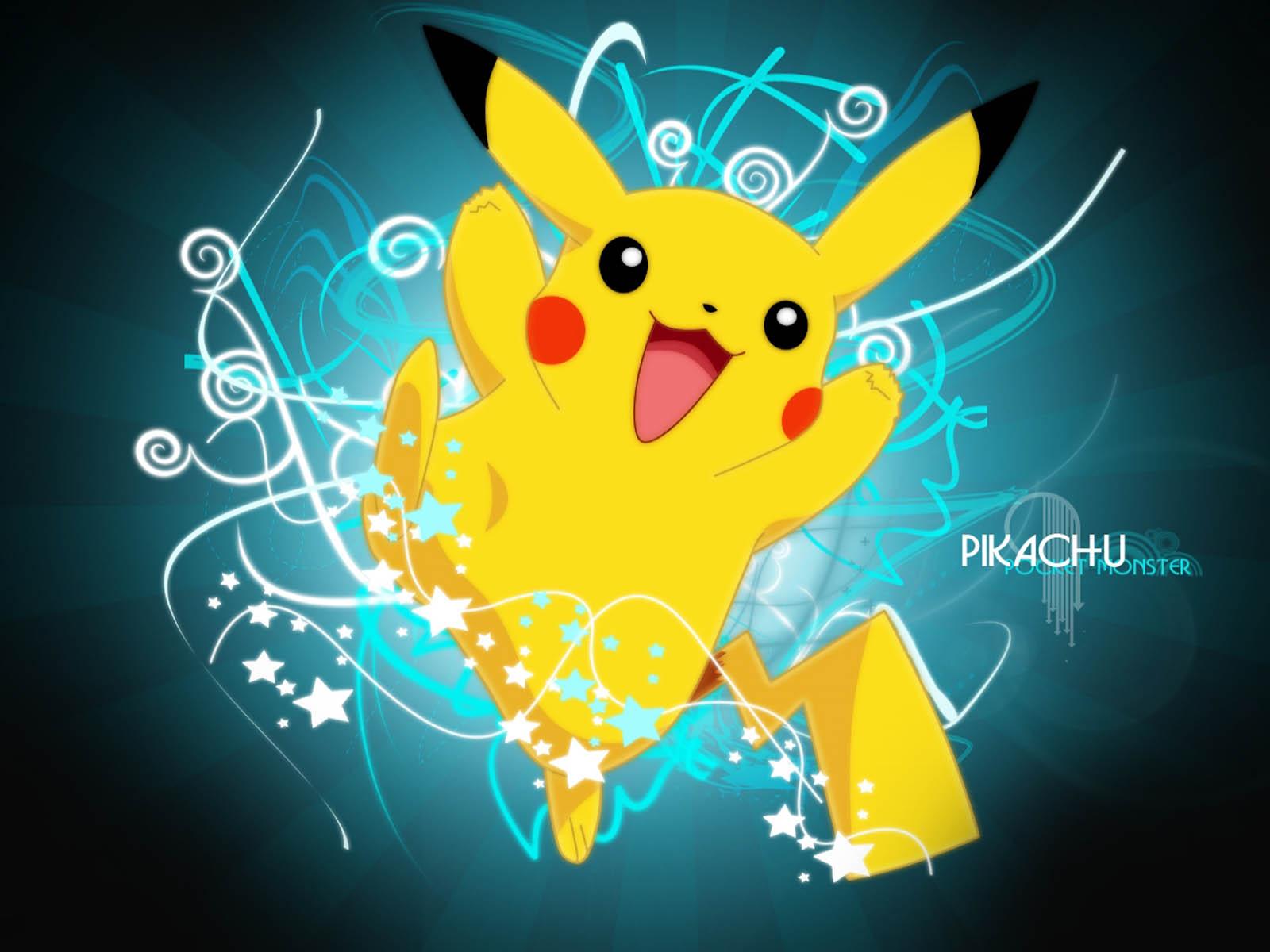 wallpapers: Pikachu Pokemon
