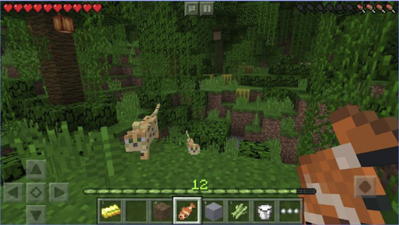 Minecraft Pocket Edition Premium Mod Apk for Android
