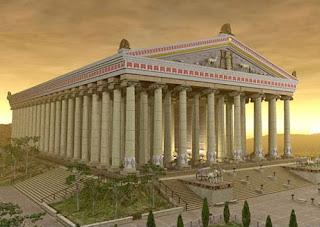 Đền thờ nữ thần Artemis