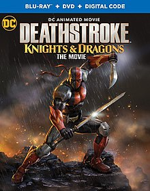 Deathstroke: Knights & Dragons – The Movie (2020) WEB-Rip HEVC 480p & 720p | GDRive