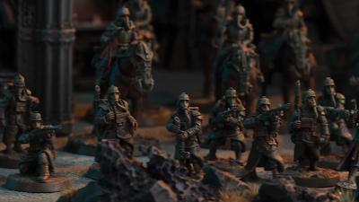 Korps de la Muerte de Krieg