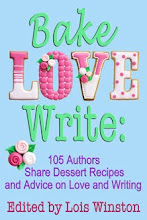 BAKE, LOVE, WRITE