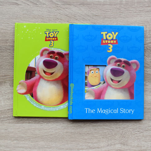 Toy Story Books in Port Harcourt, Nigeria