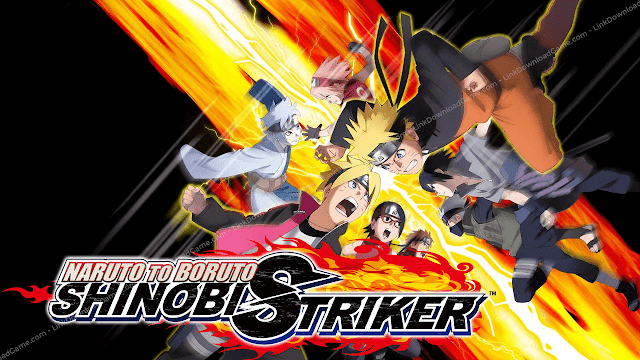 Link Download Game NARUTO TO BORUTO SHINOBI STRIKER (NARUTO TO BORUTO SHINOBI STRIKER Free Download)