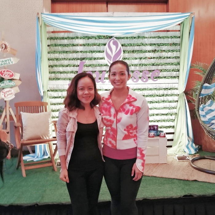 Jeunesse Anion Millennial Ambassador Christine Patrimonio