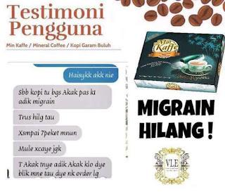 Tak Sampai 7paket Migrain Hilang