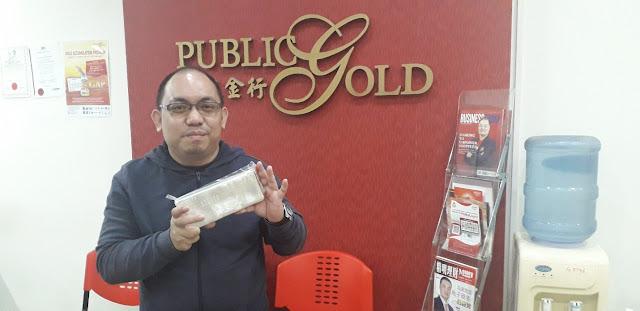 Jongkong Perak 5kg Public Gold