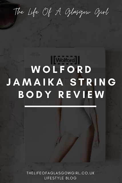 Pinterest Image for Wolford Jamaika String Body Review on Thelifeofaglasgowgirl.co.uk