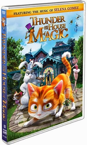 thunder and the house of magic cover
