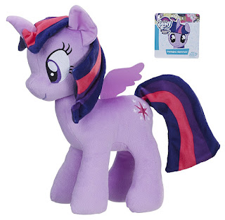 New 2018 MLP Plushie Lineup - Twilight Sparkle