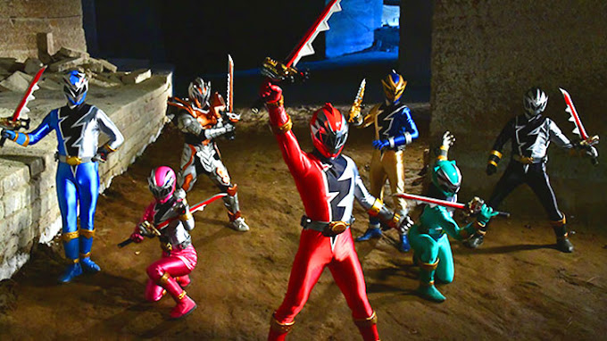 Kishiryu Sentai Ryusoulger Episode 46 Subtitle Indonesia