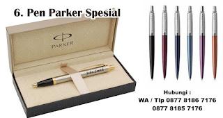 Pen Parker Spesial yang dibeli secara online untuk hadiah kepada orang yang special Selama Social Distancing