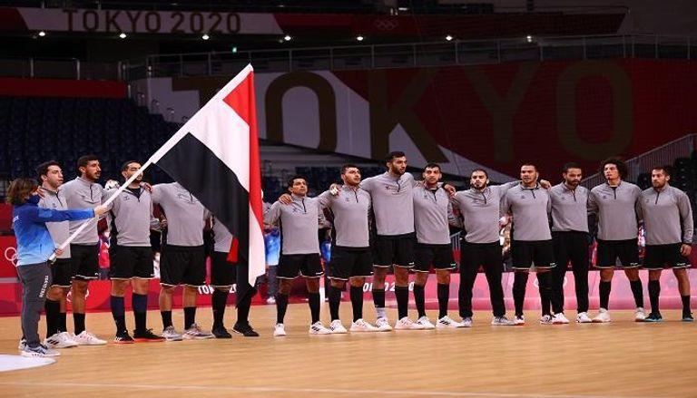 ما هي فرص تأهل منتخب مصر لكرة اليد بعد الخسارة من الدنمارك؟