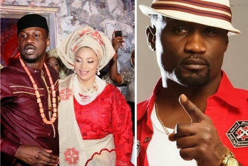 REVEALED: Jude Okoye And Family Members Not In Support Of Peter Okoye's Marriage