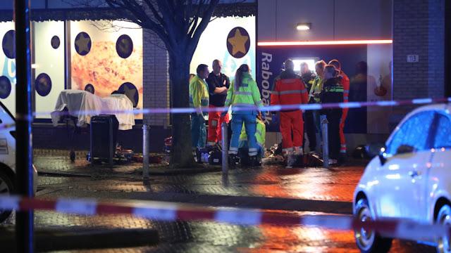 هولندا .. من يقف وراء تفجير الصرافات الآلية في هولندا