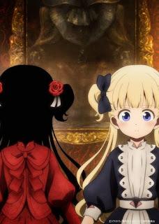 El anime de Shadows House