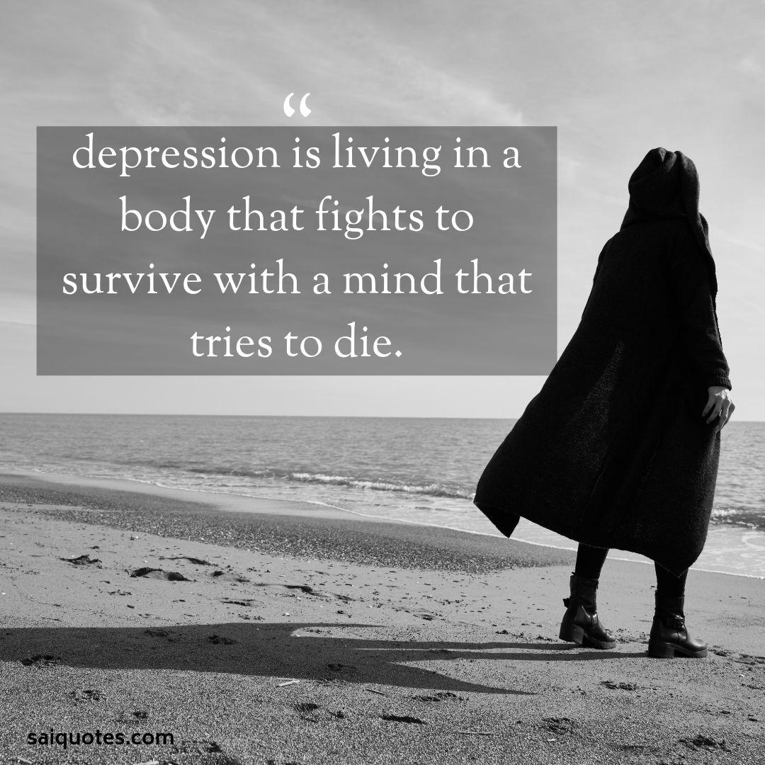 Sai Quotes: Depression Quotes