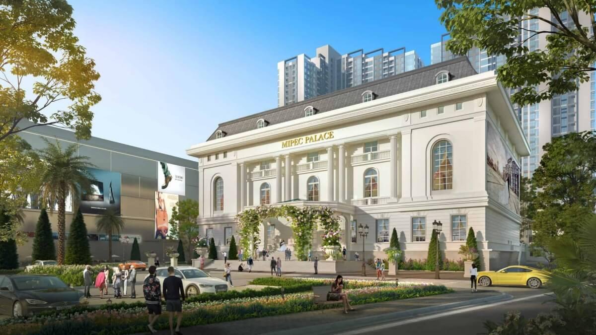 Trung tâm tổ chức sự kiện Mipec Palace