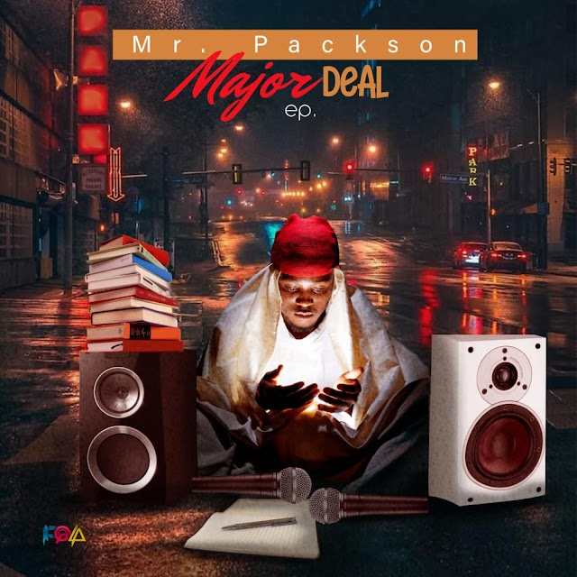 [BangHitz] [Full EP] Mr. Packson - Major Deal (8 track music project) #Arewapublisize