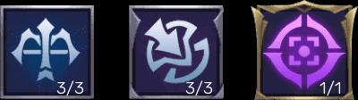 Emblem Alpha Tesakit dan Terkuat